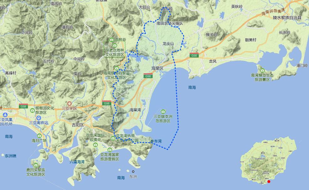 海南自由贸易港规划下三亚海棠湾区域战略性机会分析