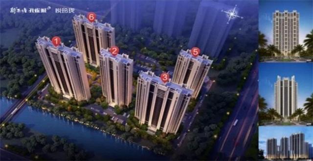 新西塘孔雀城·悦玲珑项目解析
