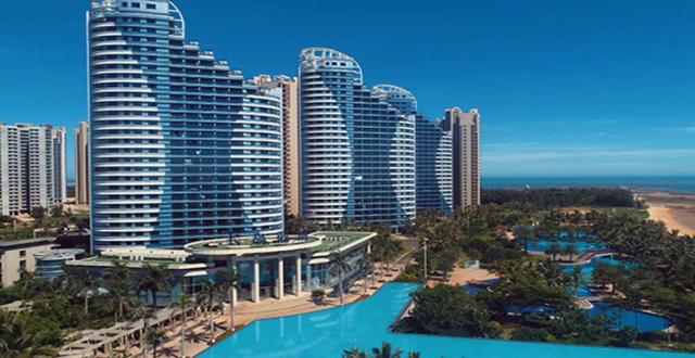 海南56万一线海景,精装现房!拥7公里黄金海岸线,天然浴场