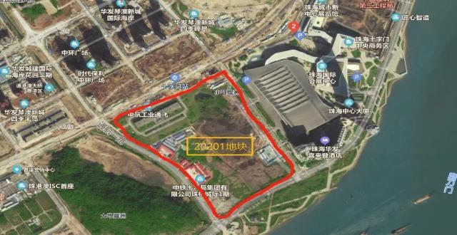 破纪录!总价超104亿!中海竞得十字门19万㎡住宅地!