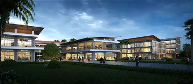 三亚海棠湾太平国际医疗康养项目