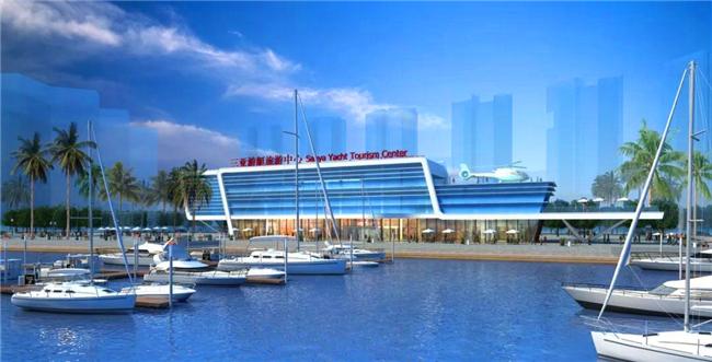 三亚游艇旅游中心