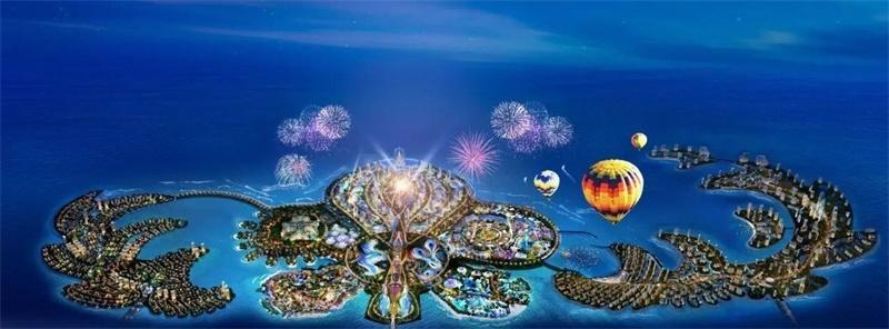 海花岛旅游综合体