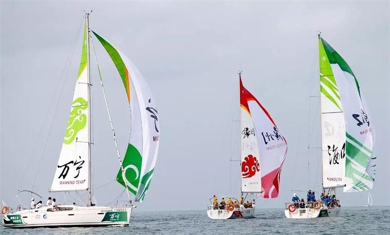 环海南岛国际大帆船赛