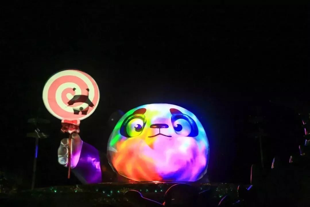熊猫主题儿童乐园