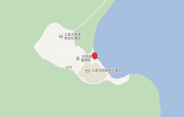 三亚太阳湾别墅