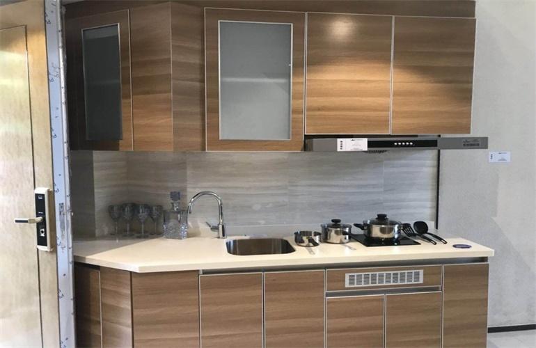 恒大海花岛 厨房