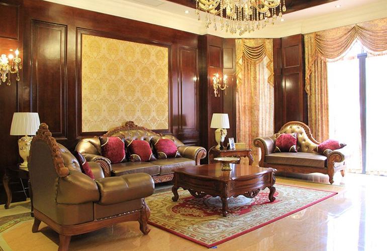 样板间:客厅
