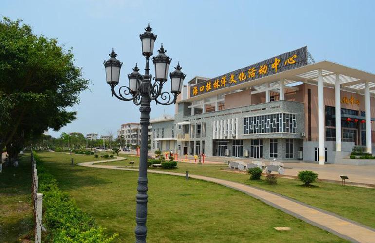 海韵佳园 周边配套:桂林洋活动中心