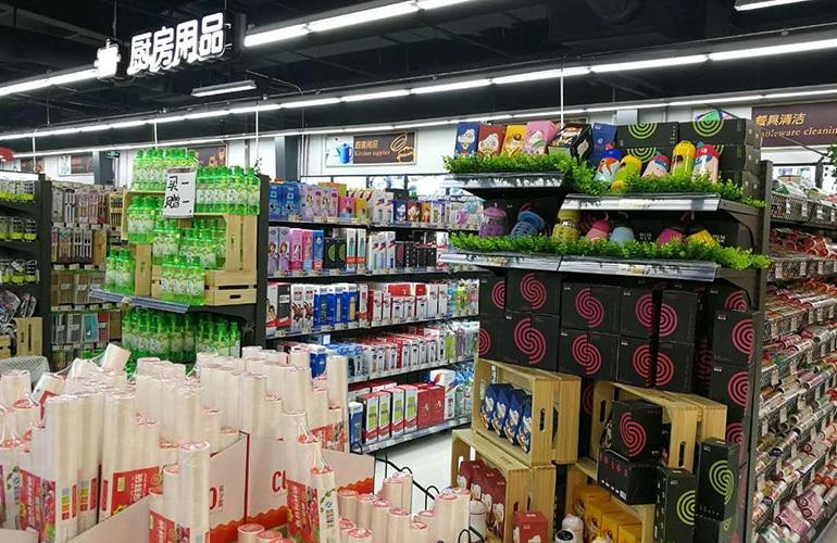 金泰南燕灣 配套圖:社區超市