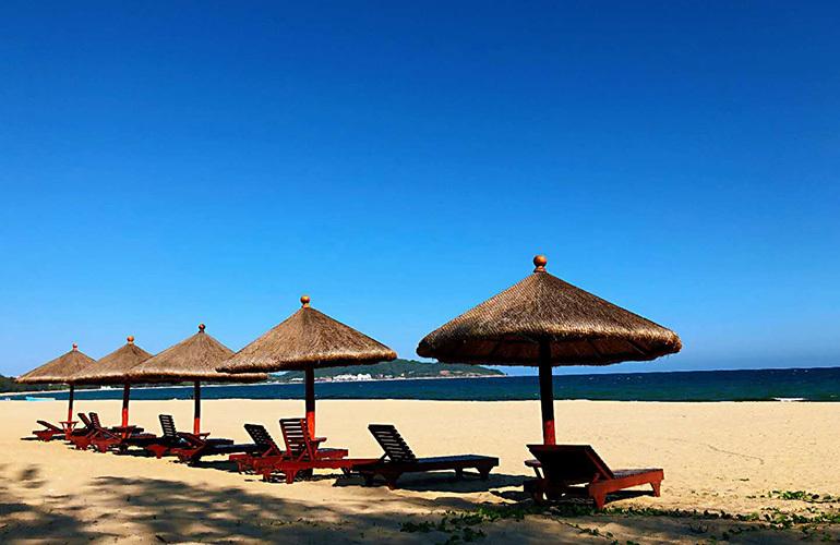 配套图:周边海滩