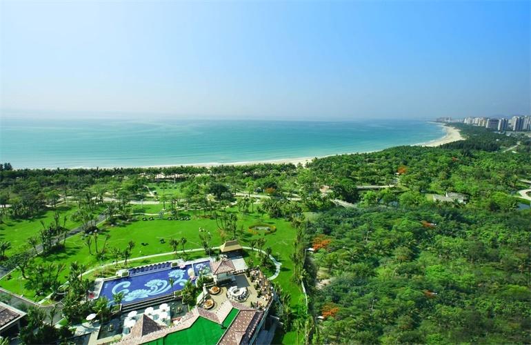 碧桂园东海岸 实景图