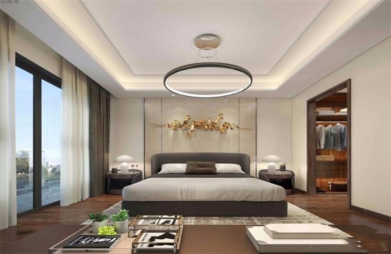 怡海湾 卧室
