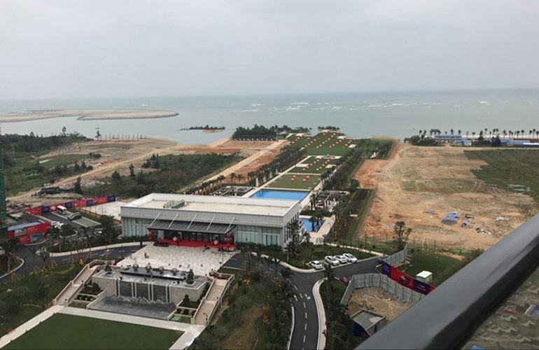 博鳌珊瑚湾 实景图