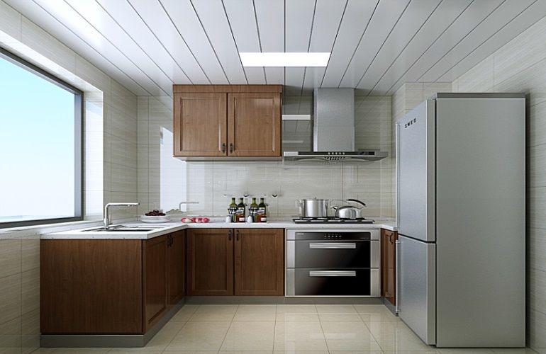 样板间:厨房