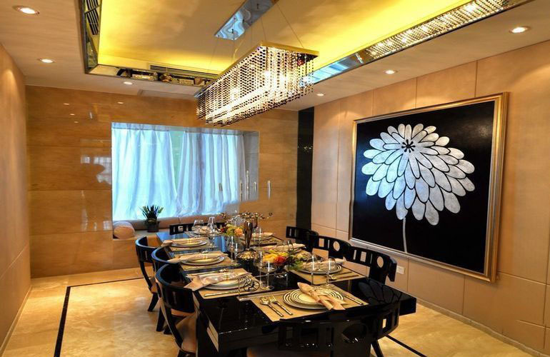 碧桂園濱江海岸 餐廳