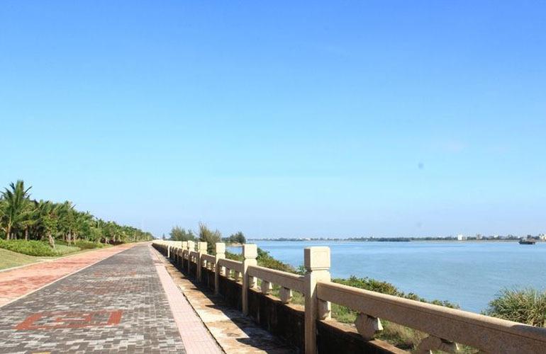 碧桂园滨江海岸 周边配套:海岸