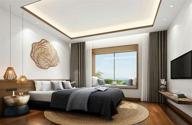 佳龙蓝地球 卧室