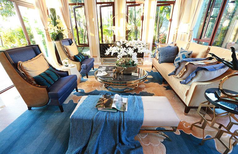 碧桂园珊瑚宫殿 客厅