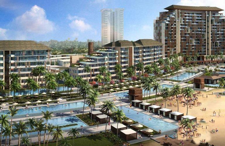 Aloha阿罗哈 效果图