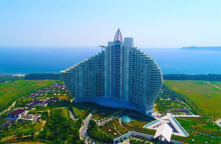 碧桂园海棠盛世 红树林酒店