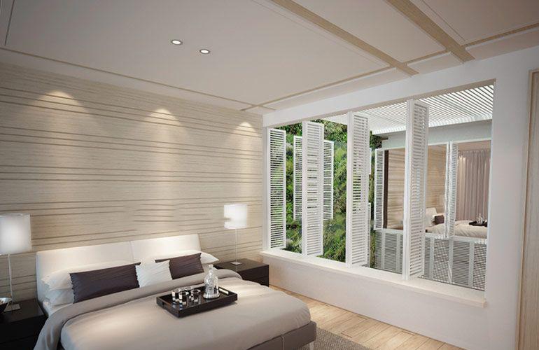 智汇城 效果图:卧室