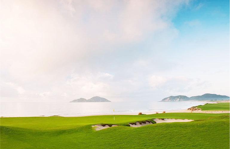 中海神州半岛 海滩