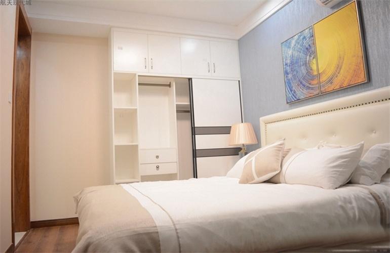 航天现代城 卧室