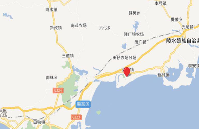 智汇城 区位图