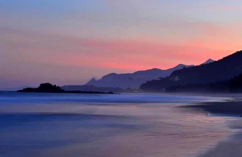 华润石梅湾九里 周边图:石梅湾海景