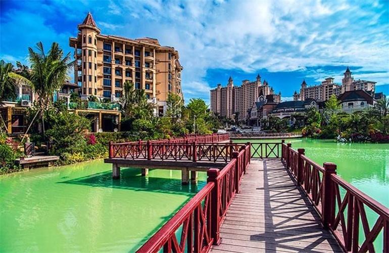 碧桂园珊瑚宫殿 实景图
