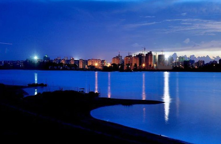 绿地城江东首府 周边图:南渡江