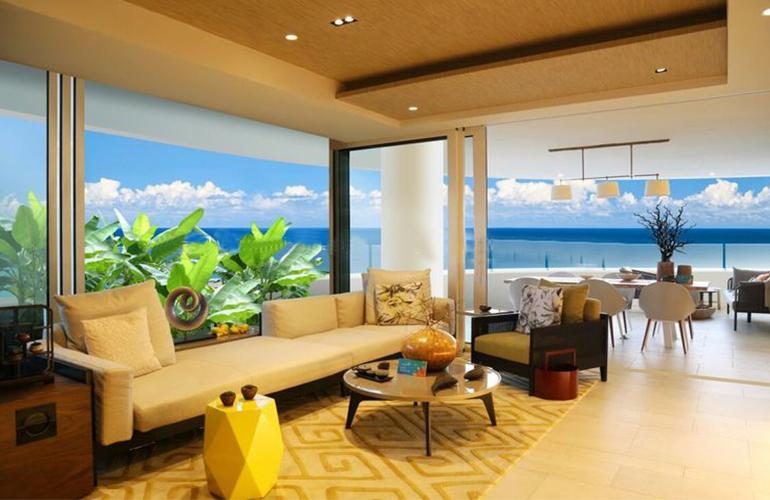 融创钻石海岸客厅