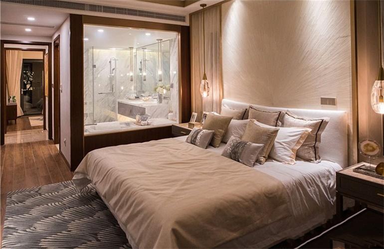 复地鹿岛 卧室