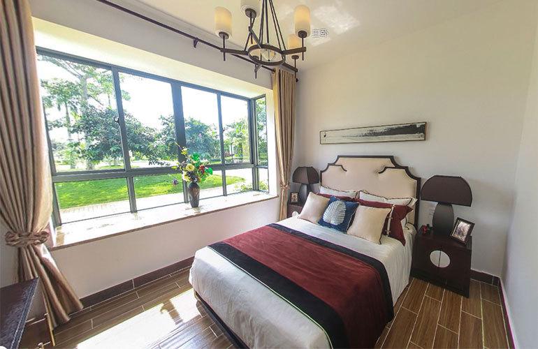 首创森林湖 样板间:卧室