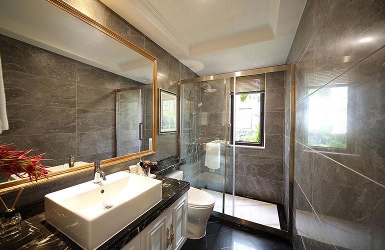 恩祥新城 樣板間:浴室