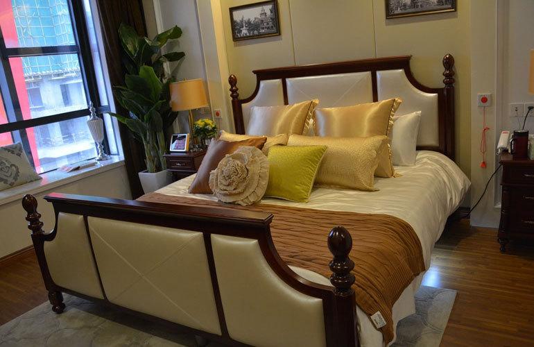 颐养公社阳光城 样板间:卧室