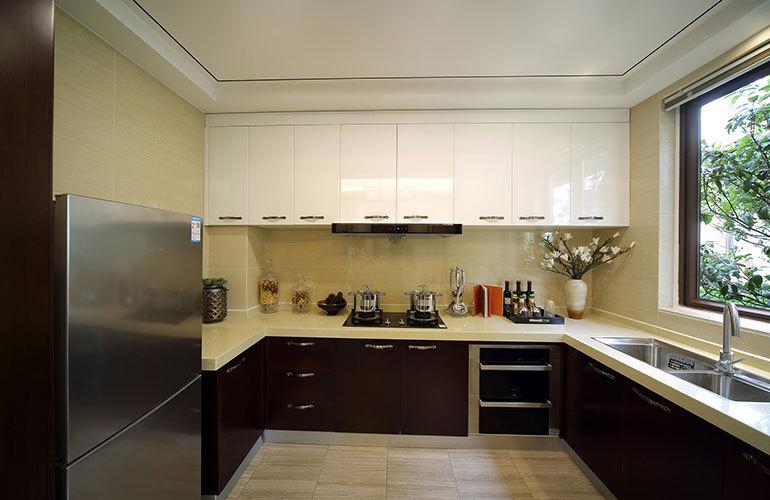 恩祥新城 样板间:厨房