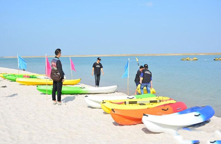 碧桂园中央半岛 海滩