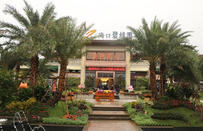 海口碧桂园 实景图