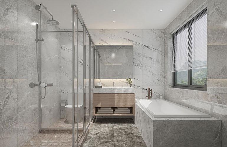 麓鸣海 样板间:浴室