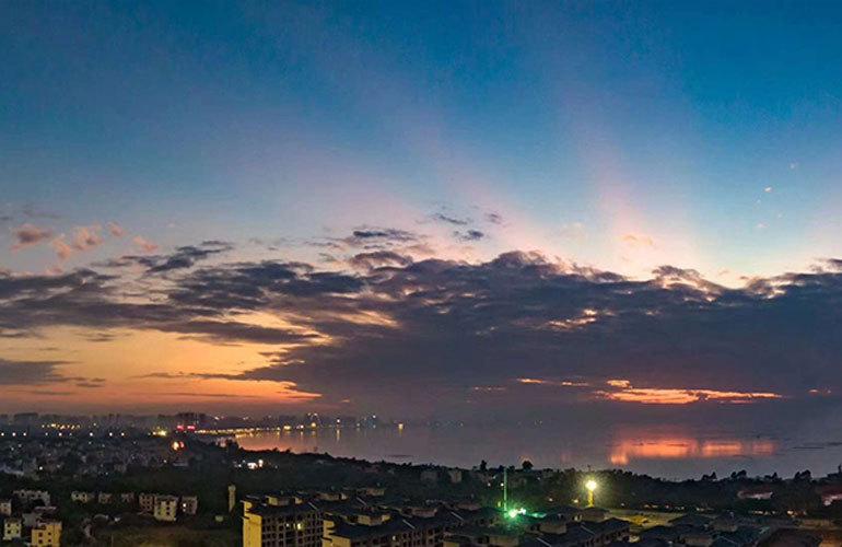 中电海湾国际社区 实景图