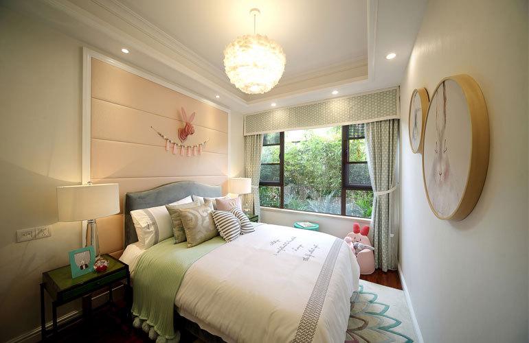大都金沙湾 卧室