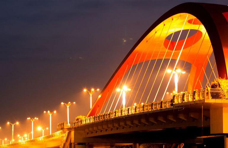 观海一品 周边配套:高德大桥