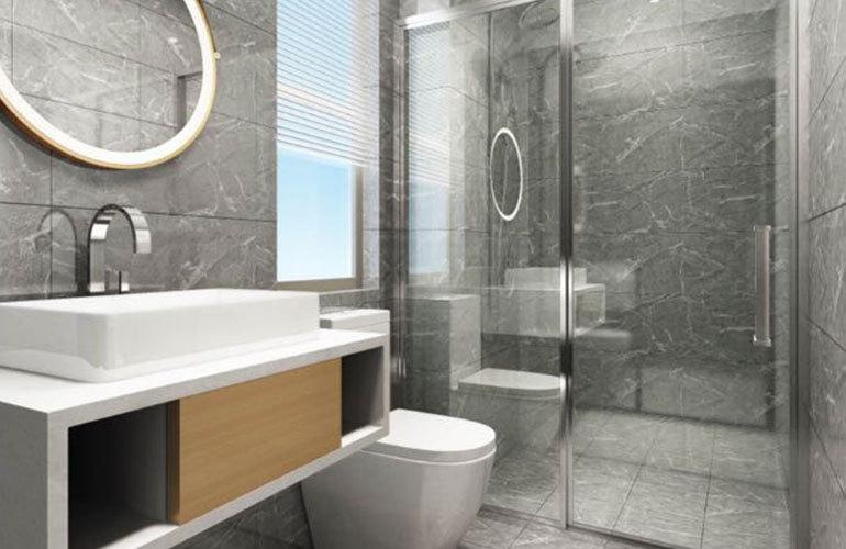 中电海湾国际社区 浴室