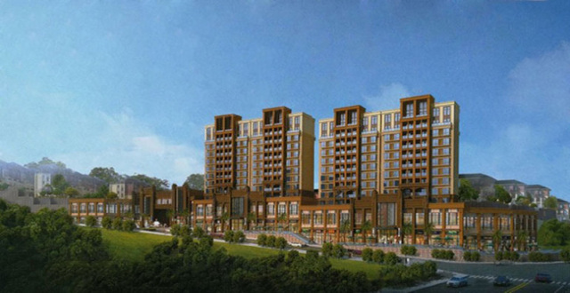 大理北京湾建面240㎡-270㎡别墅在售,总价190万/套