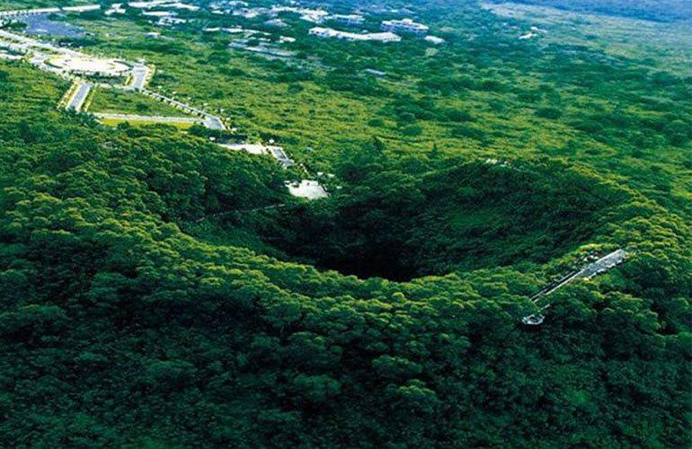 南海之滨 周边配套:火山口