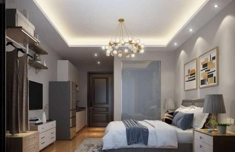 碧桂园东海岸 样板间:卧室