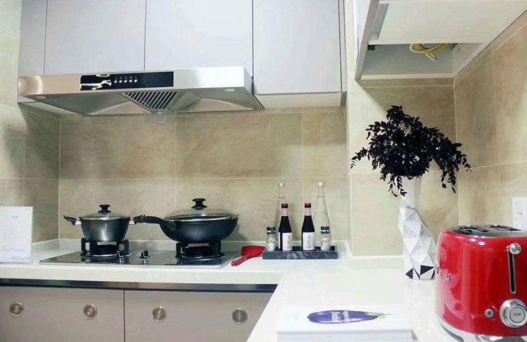 融创高隆湾 样板间:厨房