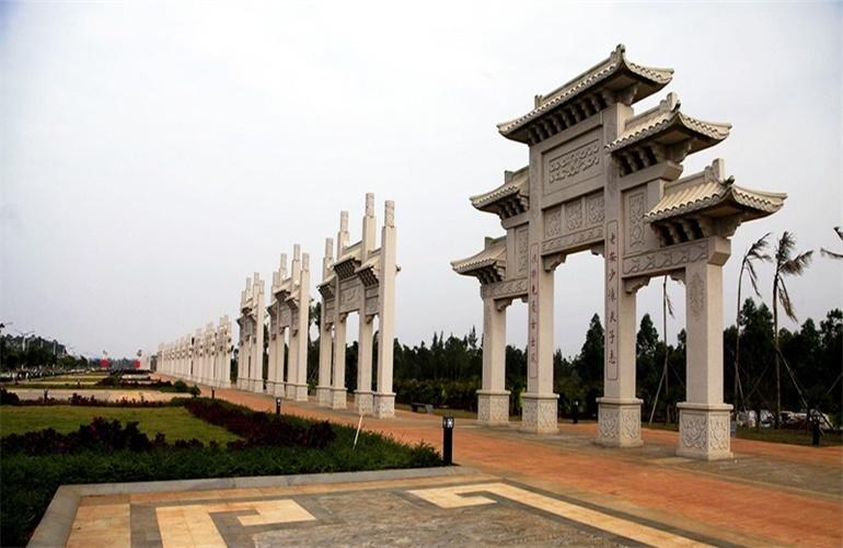 富力悦海湾 文澜公园